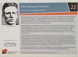 John Daniel Snowy Cutmore