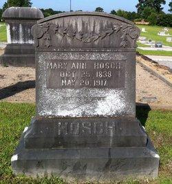 Mary Ann Hosch