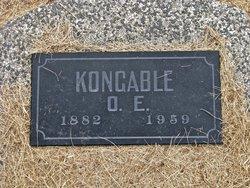 Ora Edgar Kongable