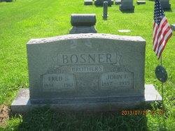 John Frederick Bosner