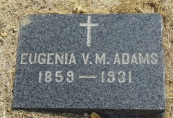 Eugenia <i>Merle</i> Adams