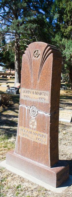 John Andrew Martin