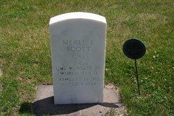 Merle E Scott