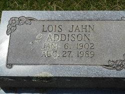 Lois Inez <i>John</i> Addison