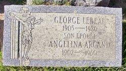 Angelina <i>Arcand</i> Lebeau