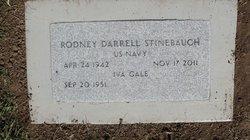 Rodney Darrell Rod Stinebaugh