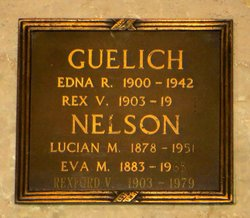 Edna Ruth <i>Walter</i> Guelich
