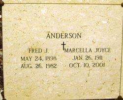 Marcella Joyce Anderson