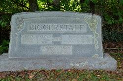 Christine <i>Cloyd</i> Biggerstaff
