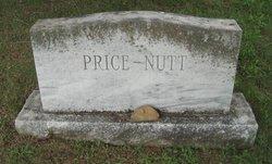 Sarah Milnor <i>Price</i> Nutt