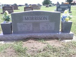 Clydena Edith <i>Crain</i> Morrison