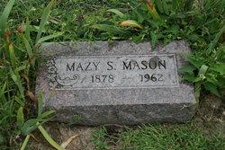 Mazy S <i>Rebuck</i> Mason