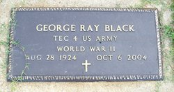 George Ray Black