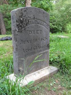 Ebenezer F Maxwell