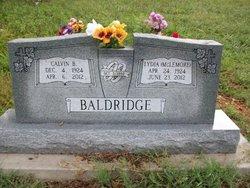 Lydia <i>McLemore</i> Baldridge