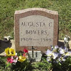 Augusta C. Gussie Bowers