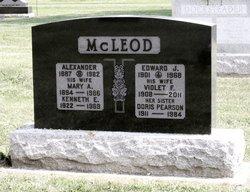 Edward J McLeod