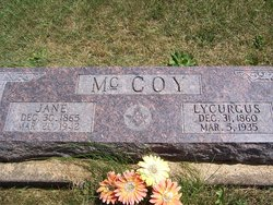 Jane McCoy