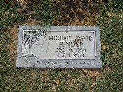 Michael David Bender