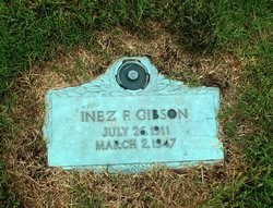 Inez Fae Gibson