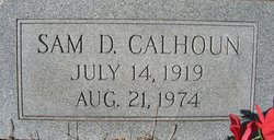 Samuel De Vilbiss Calhoun, Jr