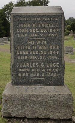 Charles C Luce