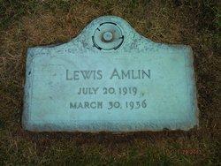 Lewis J Amlin