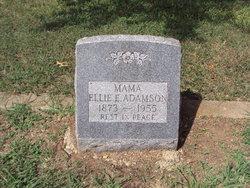 Ellie Elmira <i>Estell</i> Adamson