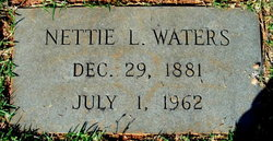 Nettie L. Waters