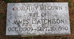 Dorothy <i>Megown</i> Atchison