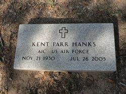 Kent Parr Hanks
