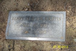 Henry Clayton Griffin