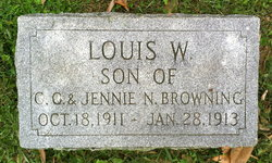 Louis William Browning