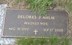 Delores Jeannee <i>Handeland</i> Ahlm