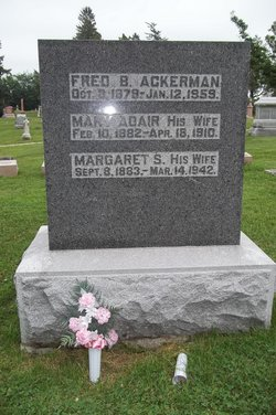 Mary <i>Adair</i> Ackerman
