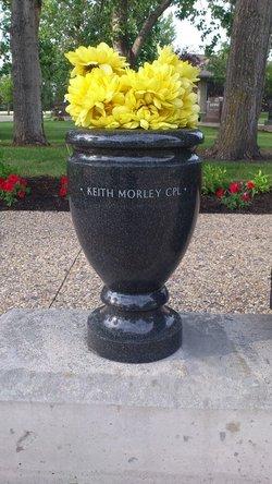 Corp Keith Ian Morley
