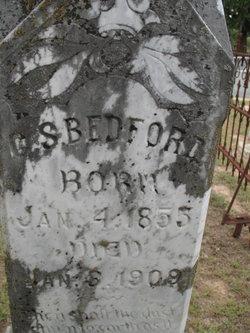 George Stephen Bedford