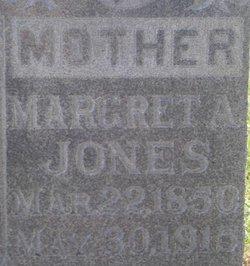 Margreta A. <i>Wardlaw</i> Jones