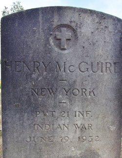 Henry Greene McGuire