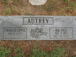 Charles Lewis Autrey