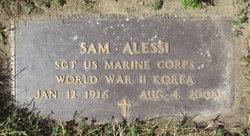 Sgt Sam Alessi