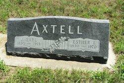 Jesse Earl Axtell