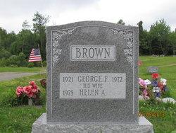 George F Brown