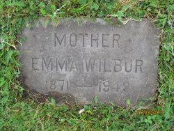 Emma <i>Wilbur</i> Stewart