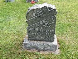 John J Bissonett