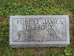 Robert James DeBroux