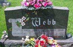 Teresa Lynn <i>Strunk</i> Webb