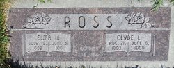 Clyde Leonard Ross