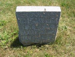 Mary Polly <i>Letner</i> Fowler