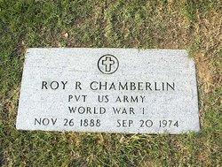 Roy Ray Chamberlin